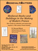[Bloch medieval books flyer]